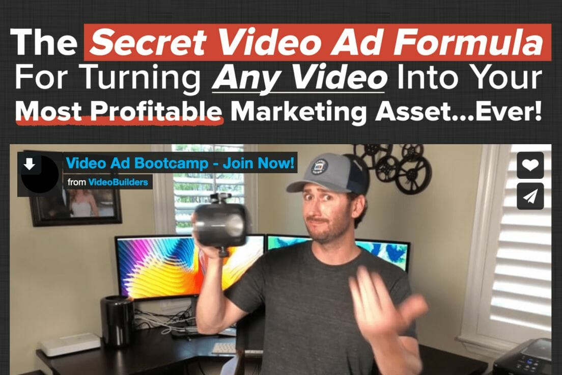 Kevin Anson – Video Ad Bootcamp