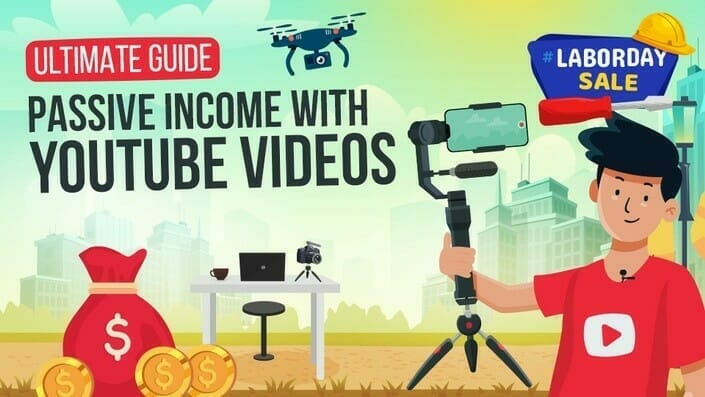 Kevin – Build Wealth Making Youtube Videos