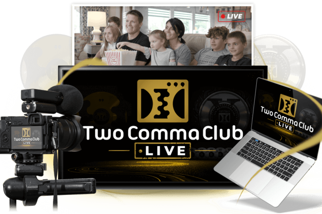 Russell Brunson – Two Comma Club LIVE Virtual Conference