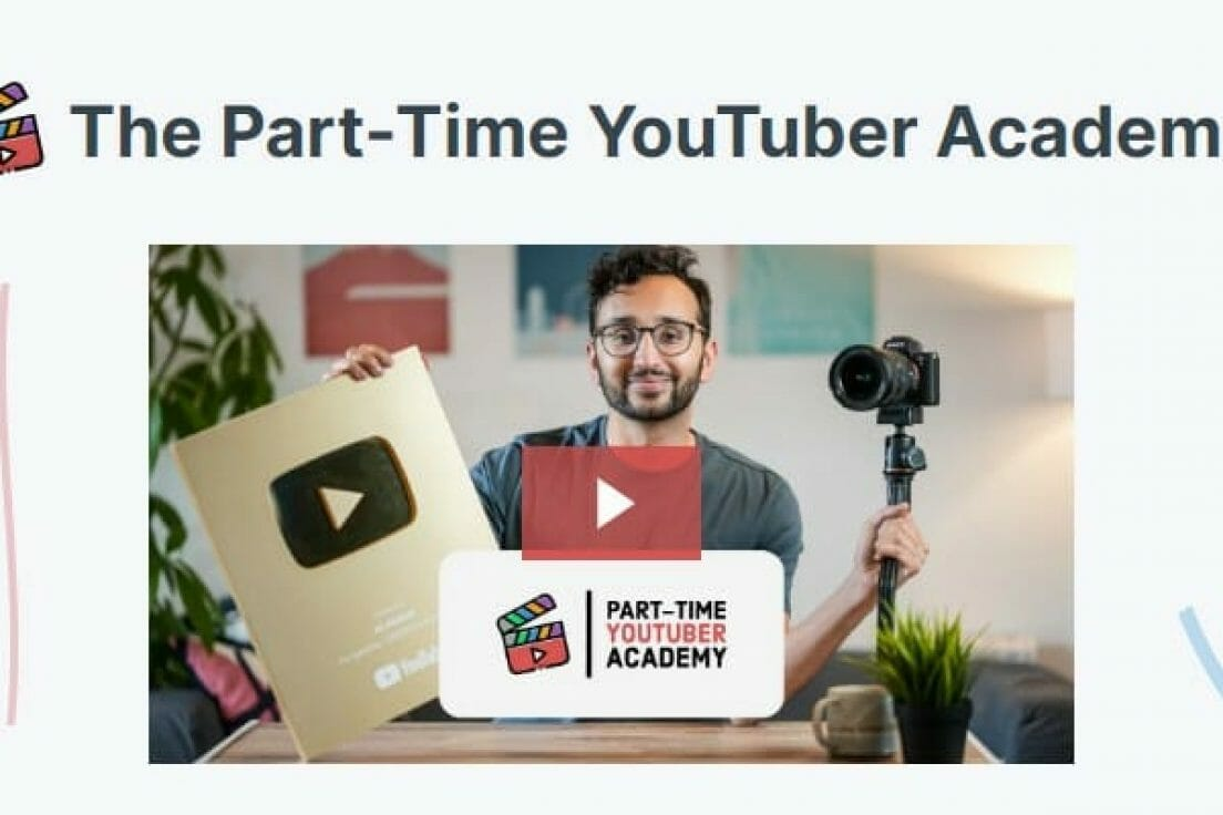 Ali Abdaal – Part Time Youtuber Academy