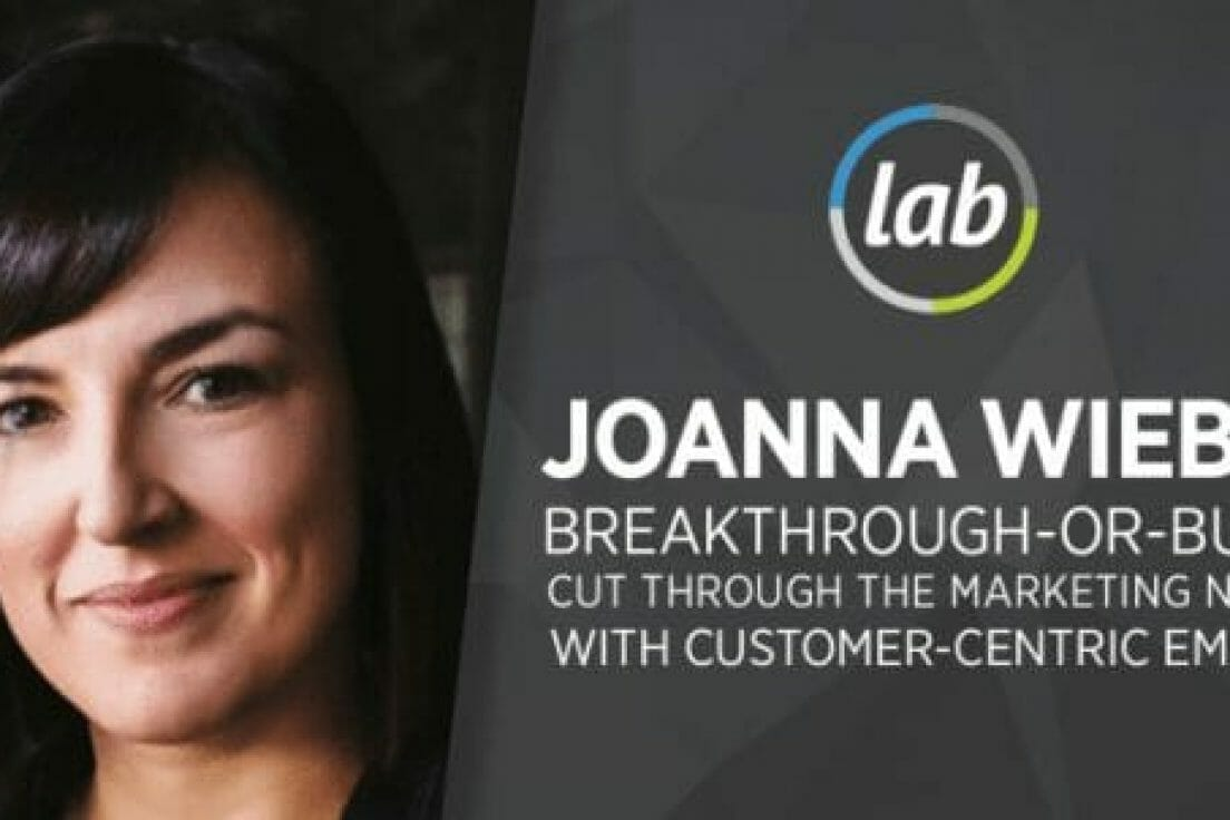 Joanna Wiebe – How to STOP Boring Your Subscribers And START Getting Clicks