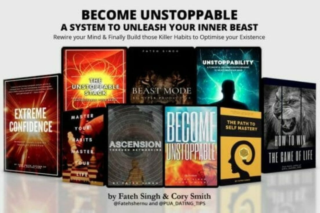 Fateh Singh – Become Unstoppable