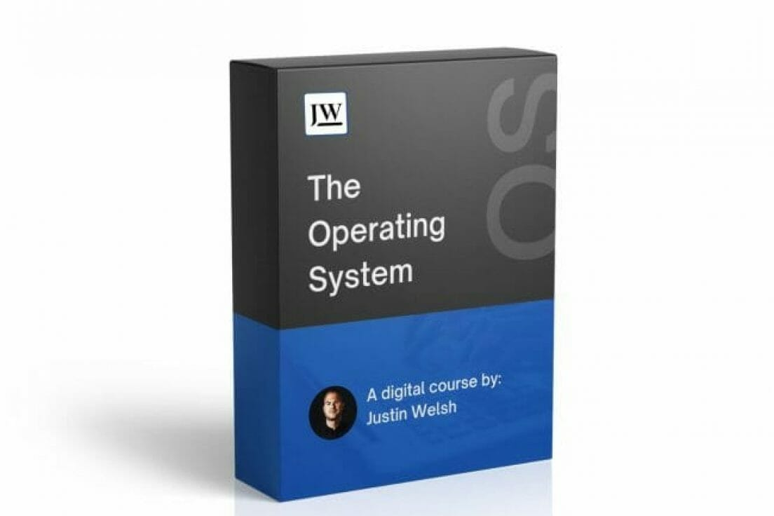 Justin Welsh – The Operating System-Grow & Monetize